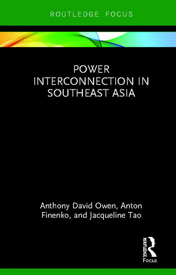 Power Interconnection in Southeast Asia book cover