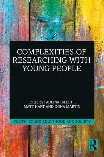 Complexities of Researching with Young People book cover