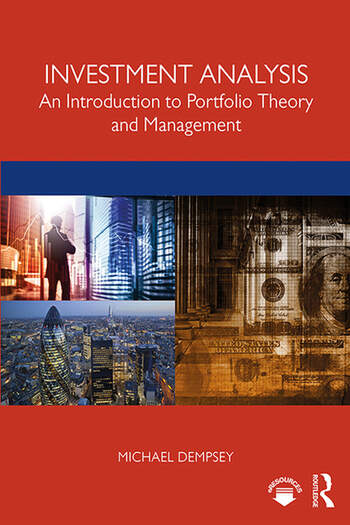 Investment Analysis An Introduction to Portfolio Theory and Management book cover