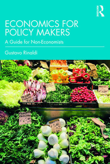 Economics for Policy Makers A Guide for Non-Economists book cover