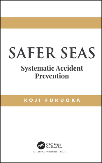 Safer Seas Systematic Accident Prevention book cover