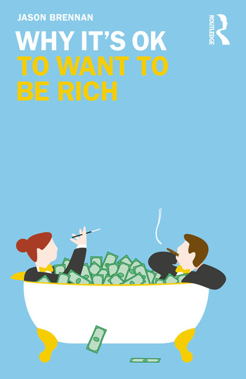 Why It's OK to Want to Be Rich book cover