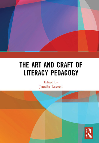 The Art and Craft of Literacy Pedagogy Profiling Community Arts Zone book cover