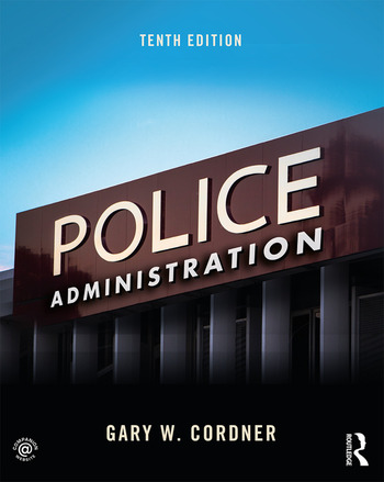 Police Administration book cover