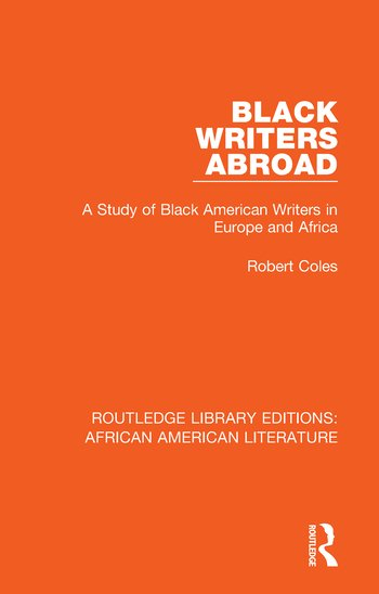 Black Writers Abroad A Study of Black American Writers in Europe and Africa book cover