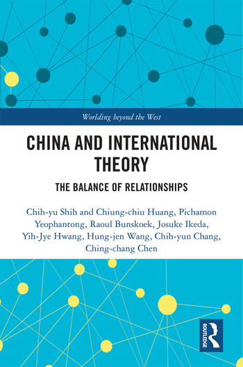 China and International Theory The Balance of Relationships book cover