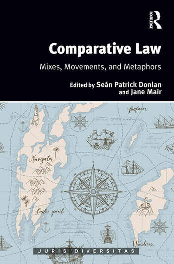 Comparative Law Mixes, Movements, and Metaphors book cover