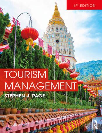 Tourism Management book cover