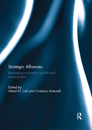Strategic Alliances Leveraging Economic Growth and Development book cover