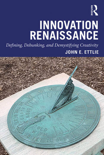 Innovation Renaissance Defining, Debunking, and Demystifying Creativity book cover