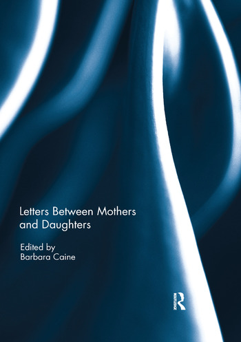 Letters Between Mothers and Daughters book cover