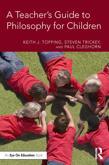 A Teacher's Guide to Philosophy for Children book cover
