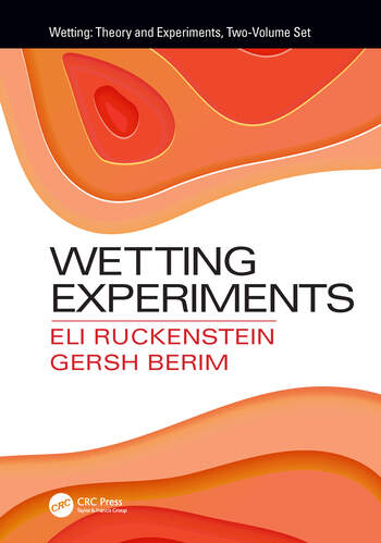 Wetting Experiments book cover