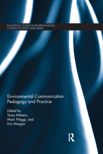 Environmental Communication Pedagogy and Practice book cover