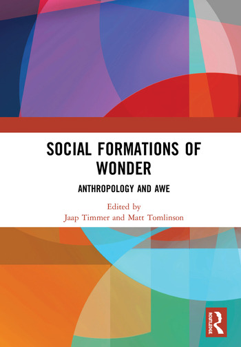 Social Formations of Wonder Anthropology and Awe book cover