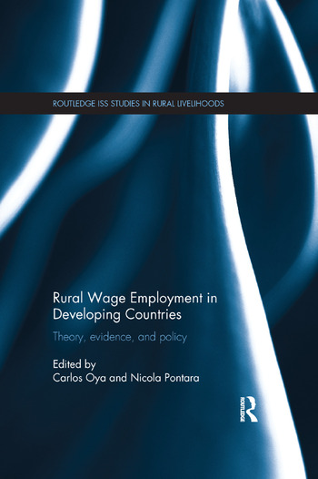 Rural Wage Employment in Developing Countries Theory, Evidence, and Policy book cover