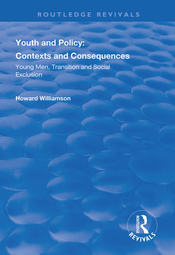 Youth and Policy Contexts and Consequences book cover