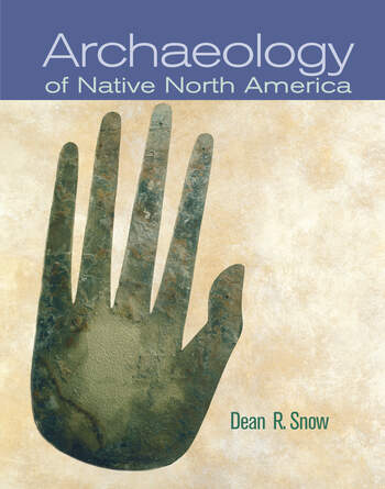 Archaeology of Native North America book cover