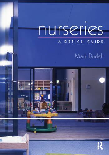Nurseries: A Design Guide book cover