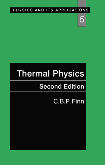 Thermal Physics book cover