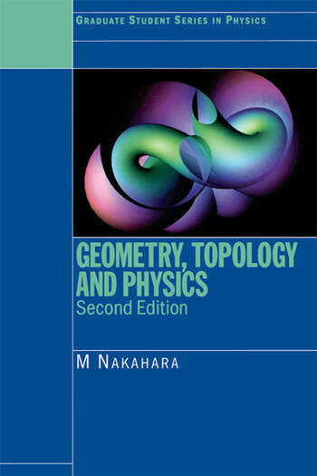 Geometry, Topology and Physics book cover