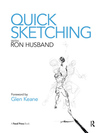 Quick Sketching with Ron Husband book cover