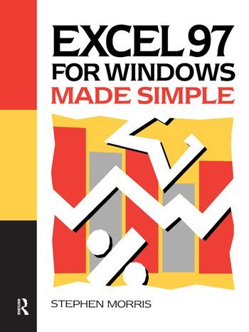 Excel 97 for Windows Made Simple book cover
