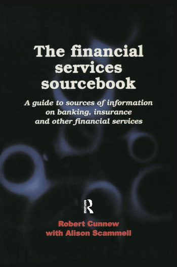 The Financial Services Sourcebook book cover