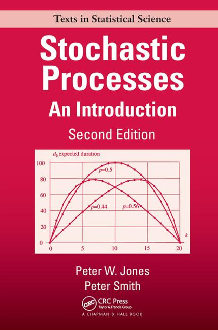 Stochastic Processes An Introduction, Second Edition book cover