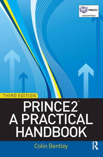 PRINCE2: A Practical Handbook book cover