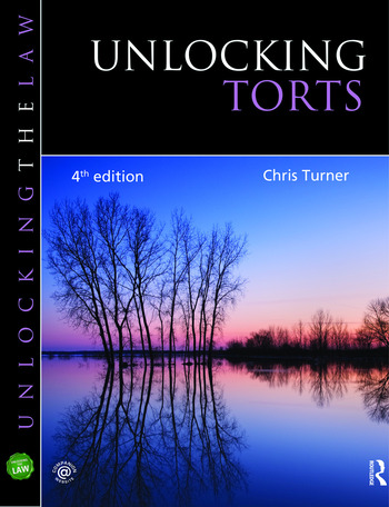 Unlocking Torts book cover