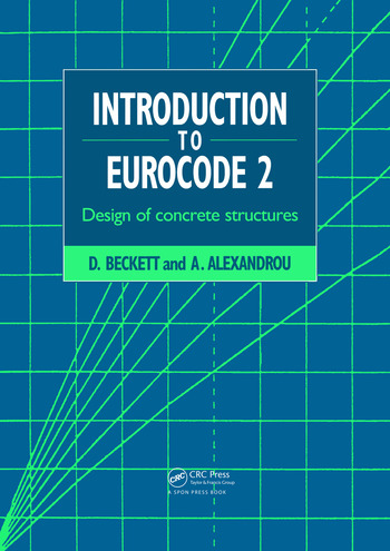 Introduction to Eurocode 2: Design of concrete structures, 1st
