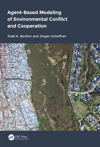 Agent-Based Modeling of Environmental Conflict and Cooperation book cover