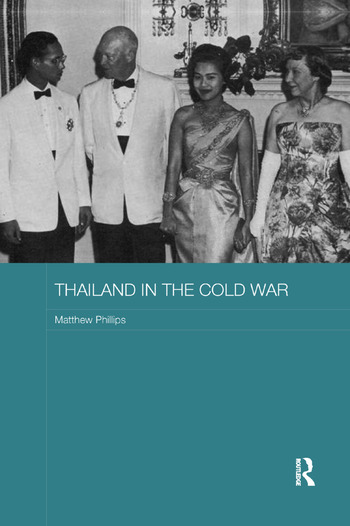 Thailand in the Cold War book cover