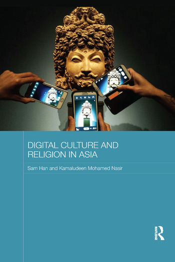 Digital Culture and Religion in Asia book cover