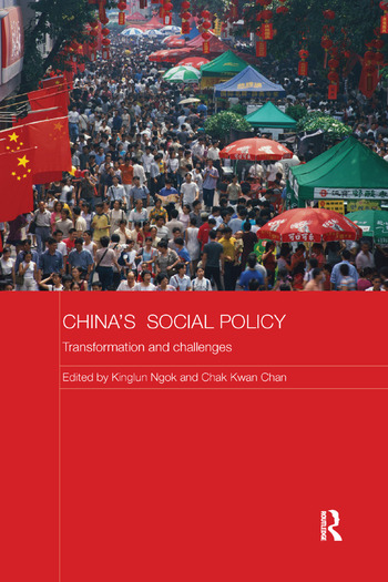 China's Social Policy Transformation and Challenges book cover