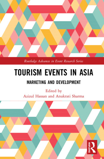 Tourism Events in Asia Marketing and Development book cover