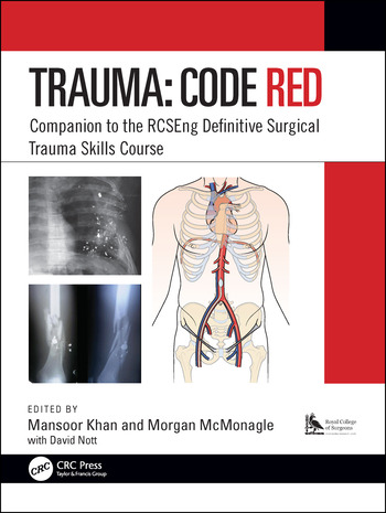 Trauma: Code Red Companion to the RCSEng Definitive Surgical Trauma Skills Course book cover