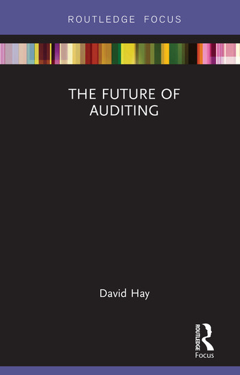 The Future of Auditing book cover