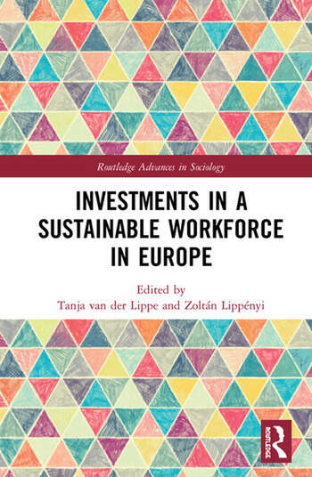 Investments in a Sustainable Workforce in Europe book cover