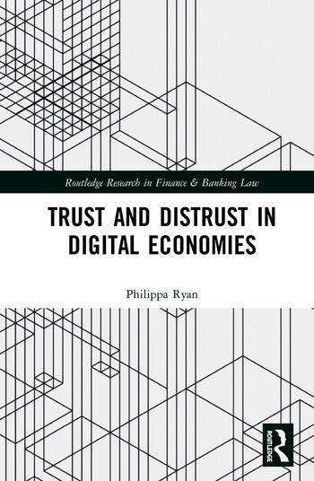 Trust and Distrust in Digital Economies book cover
