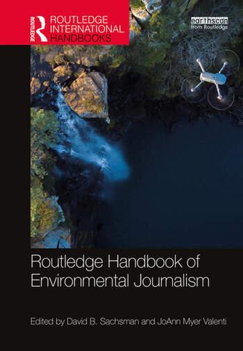 Routledge Handbook of Environmental Journalism book cover