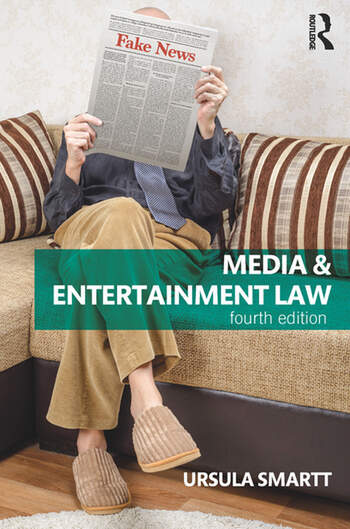 Media & Entertainment Law book cover