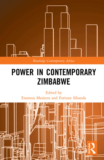 Power in Contemporary Zimbabwe book cover