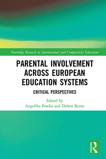 Parental Involvement Across European Education Systems Critical Perspectives book cover