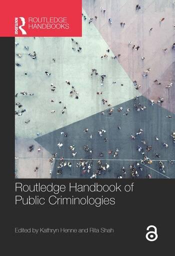 Routledge Handbook of Public Criminologies book cover