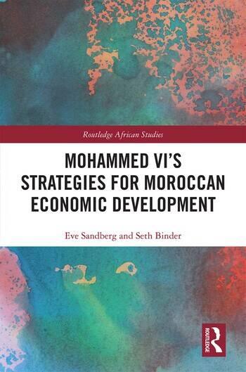 Mohammed VI's Strategies for Moroccan Economic Development book cover