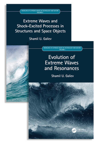 Modeling of Extreme Waves in Technology and Nature, Two Volume Set book cover