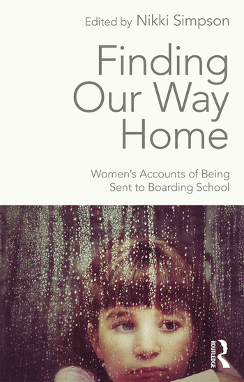 Finding Our Way Home Women's Accounts of Being Sent to Boarding School book cover