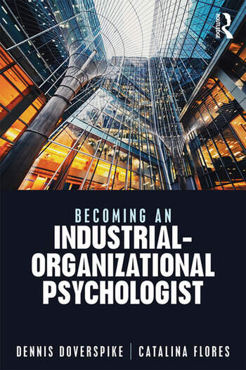 Becoming an Industrial-Organizational Psychologist book cover
